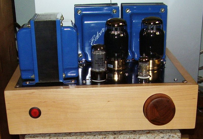 SE KT88 Power Amplifier